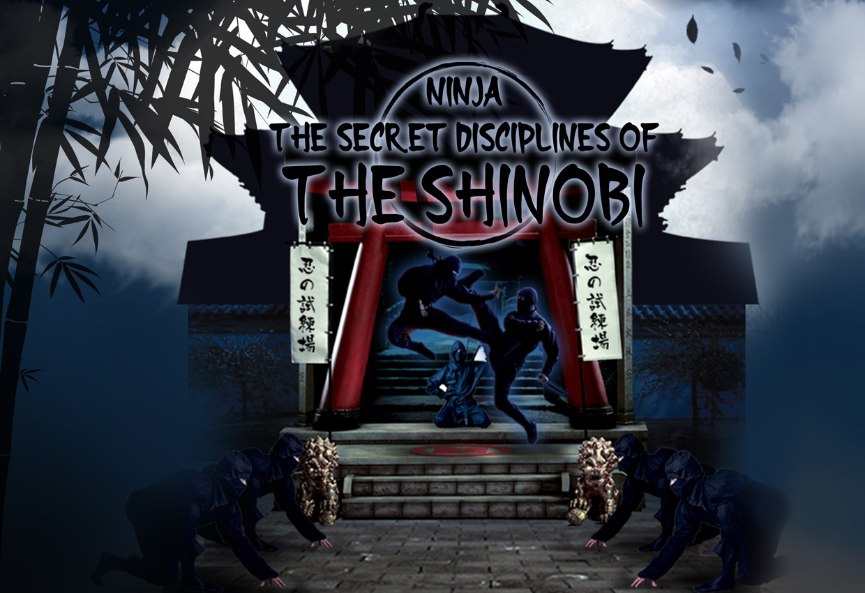 Escape Game Ninja: The Secret Disciplines of the Shinobi, Freeing Group. Singapore.