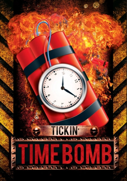 Escape Game Tickin' Time Bomb, Exit Plan. Singapore.